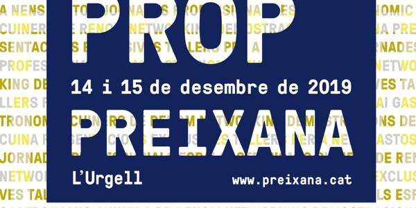 7a edició de la Fira de Prop a Preixana
