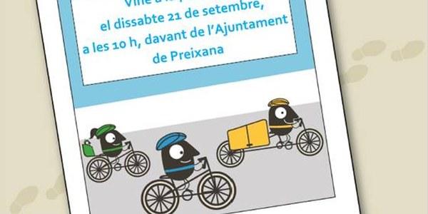 PEDALADA POPULAR - SETMANA EUROPEA DE LA MOBILITAT