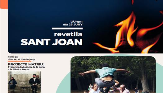 Agenda cultural de l'Urgell - juny 2021
